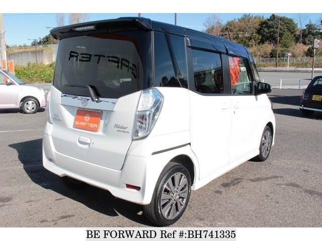 Used 2017 NISSAN DAYZ ROOX BH741335 for Sale