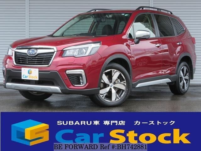 Used 2019 SUBARU FORESTER BH742881 for Sale