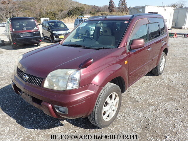 Used 2002 NISSAN X-TRAIL BH742341 for Sale