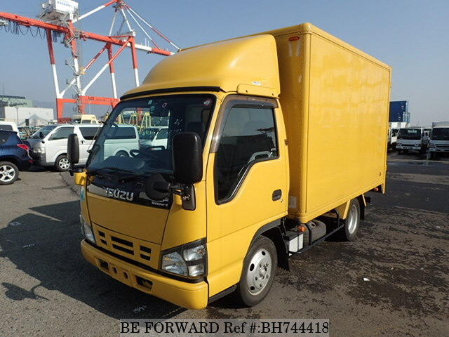 Used 2006 ISUZU ELF TRUCK BH744418 for Sale