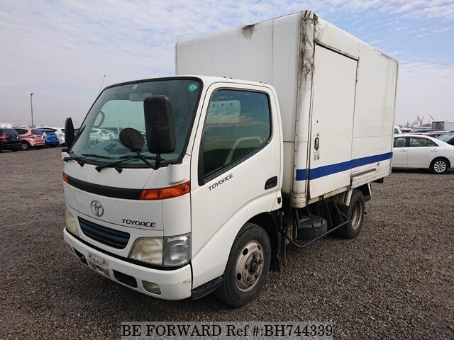 Used 2002 TOYOTA TOYOACE BH744339 for Sale