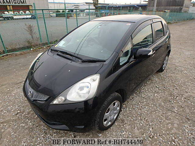 Used 2008 HONDA FIT BH744459 for Sale