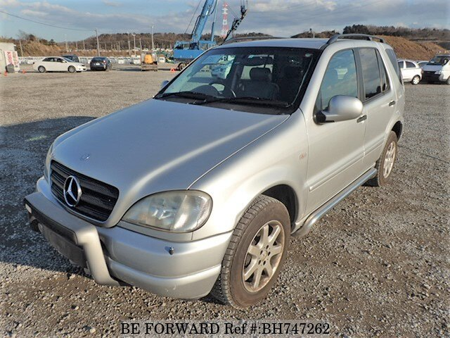 Used 2000 MERCEDES-BENZ M-CLASS BH747262 for Sale
