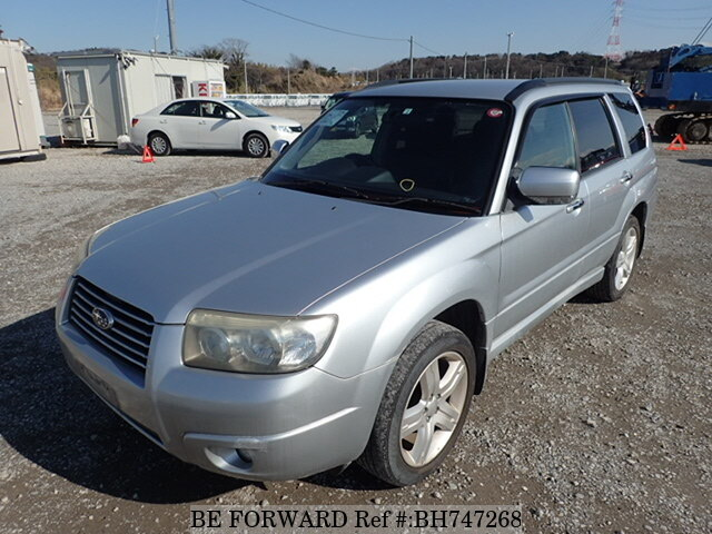 Used 2005 SUBARU FORESTER BH747268 for Sale