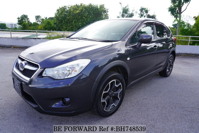 Used 2012 SUBARU XV BH748539 for Sale