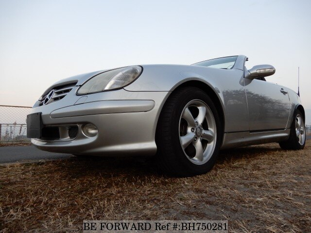 Used 2003 Mercedes Benz Slk Gh 170465 For Sale Bh750281 Be Forward