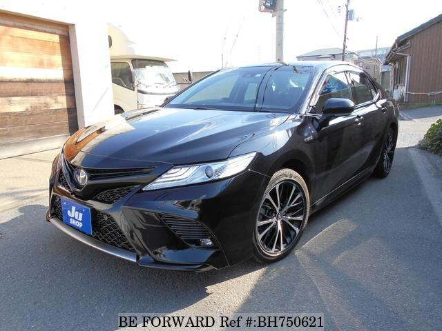 Used 2019 TOYOTA CAMRY BH750621 for Sale