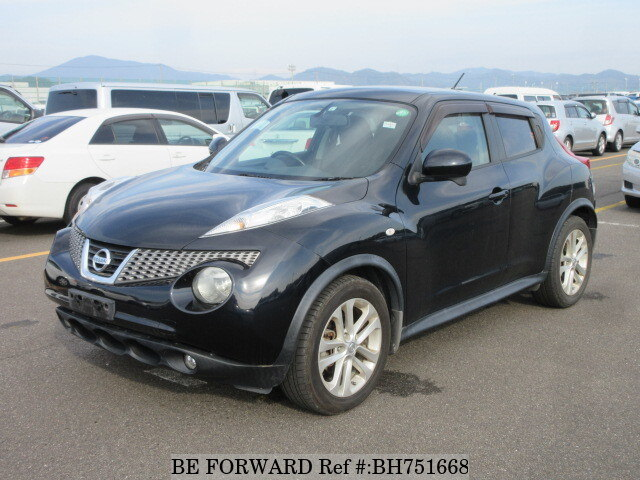 Used 2011 NISSAN JUKE BH751668 for Sale