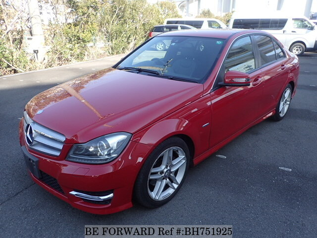 Used 2011 MERCEDES-BENZ C-CLASS BH751925 for Sale