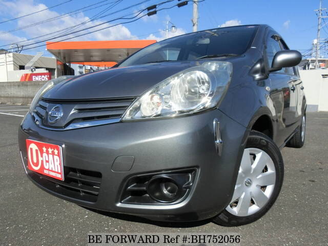 Used 2010 NISSAN NOTE BH752056 for Sale