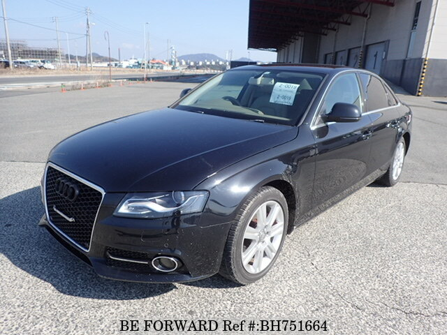 Used 2008 AUDI A4 BH751664 for Sale