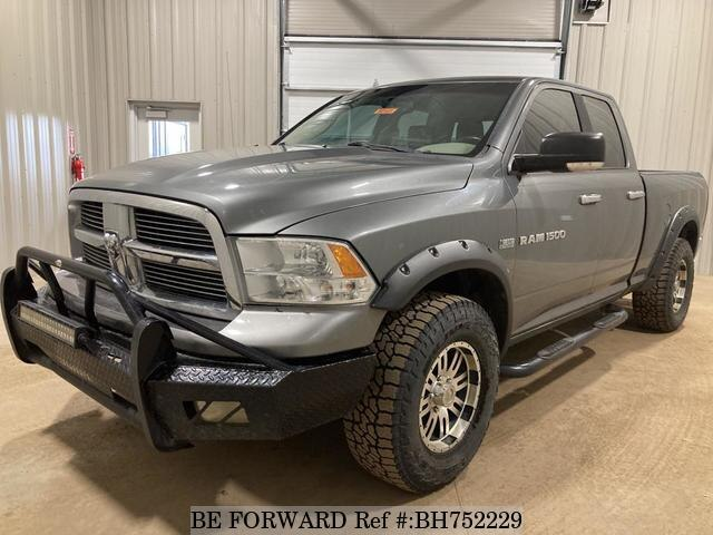 Used 2011 RAM 1500 BH752229 for Sale