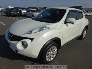 Used 2011 NISSAN JUKE BH751514 for Sale