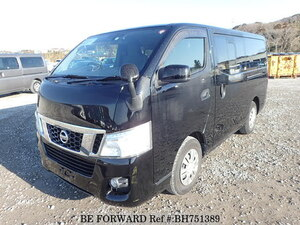 Used 2016 NISSAN CARAVAN VAN BH751389 for Sale