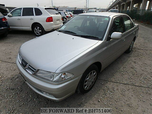 Used 1998 TOYOTA CARINA BH751406 for Sale