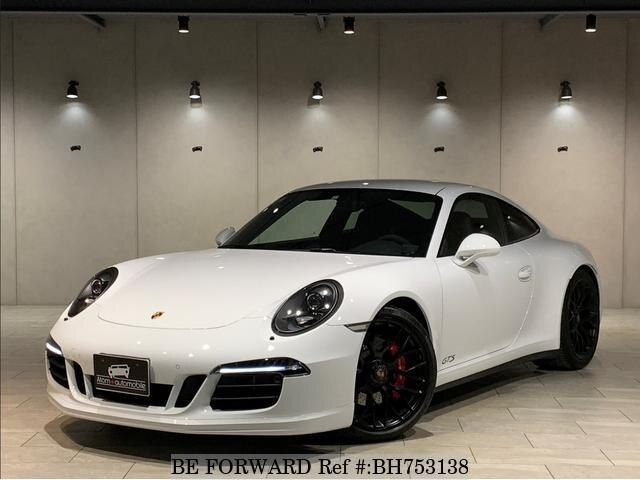 Used 2015 PORSCHE 911 BH753138 for Sale