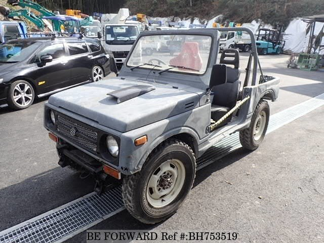 Used 1988 SUZUKI JIMNY BH753519 for Sale