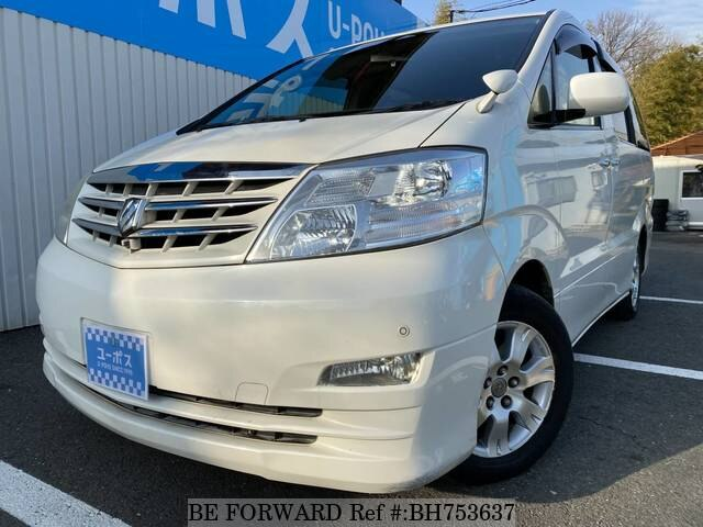 Used 2005 TOYOTA ALPHARD BH753637 for Sale