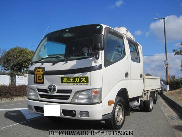 Used 2009 TOYOTA TOYOACE BH753639 for Sale