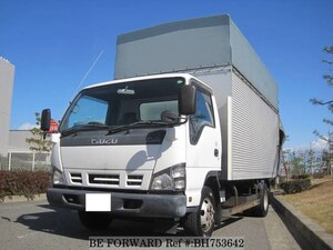 Used 2006 ISUZU ELF TRUCK BH753642 for Sale