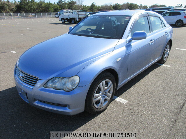 Used 2006 TOYOTA MARK X BH754510 for Sale