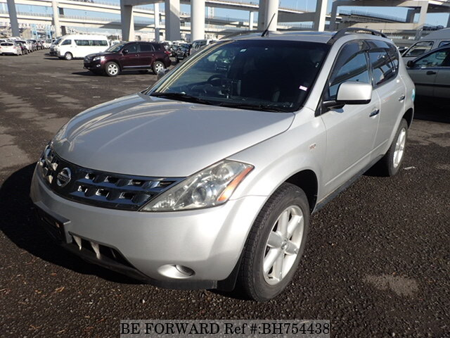 Used 2006 Nissan Murano 250xl Cba Tz50 For Sale Bh754438 Be Forward