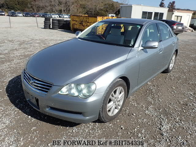 Used 2008 TOYOTA MARK X BH754339 for Sale