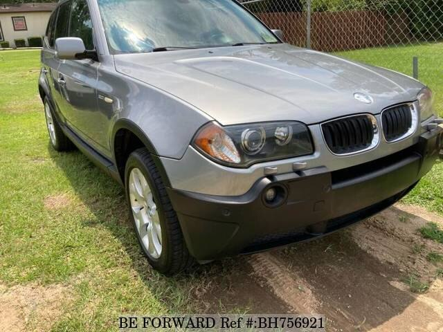 Used 2005 BMW X3 BH756921 for Sale