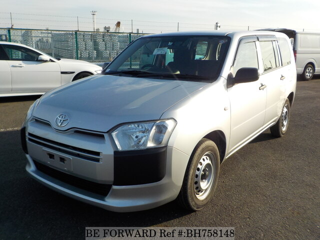 Used 2017 TOYOTA PROBOX VAN BH758148 for Sale