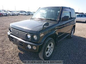Used 2002 MITSUBISHI PAJERO MINI BH758057 for Sale