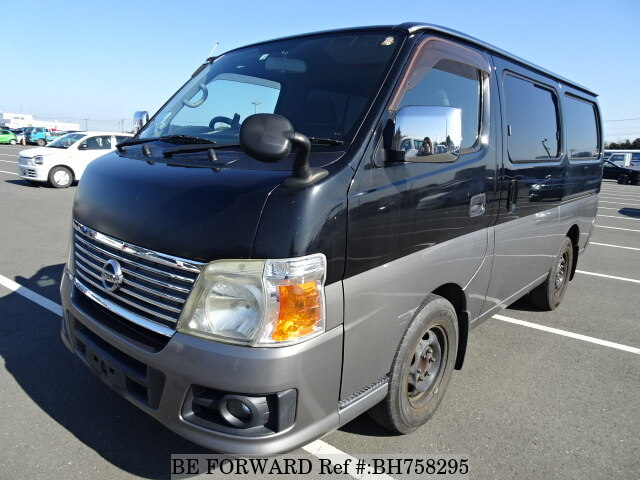 Used 2007 NISSAN CARAVAN VAN BH758295 for Sale