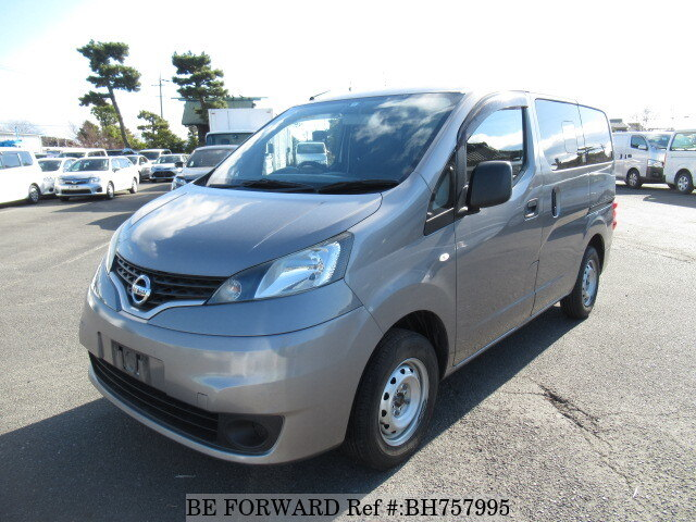 Used 2013 NISSAN VANETTE VAN BH757995 for Sale