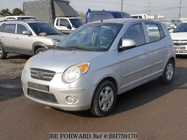 Used 2008 KIA MORNING (PICANTO) BH759170 for Sale