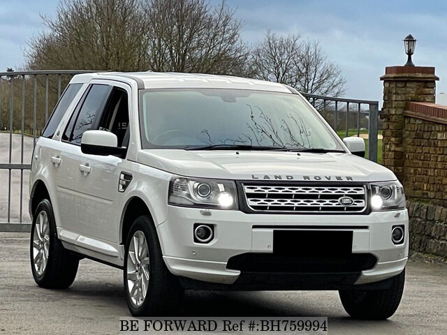 Used 2013 LAND ROVER FREELANDER 2 BH759994 for Sale