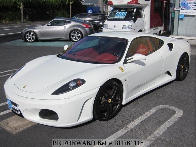 Used 2007 Ferrari F430 F430 For Sale Bh761118 Be Forward