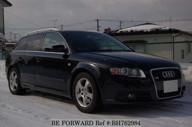 Used 2006 AUDI A4 BH762984 for Sale