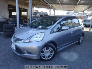 Used 2008 HONDA FIT BH762995 for Sale