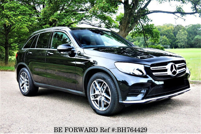 Used 2017 MERCEDES-BENZ GLC-CLASS BH764429 for Sale
