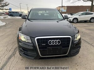Used 2009 AUDI Q5 BH764537 for Sale