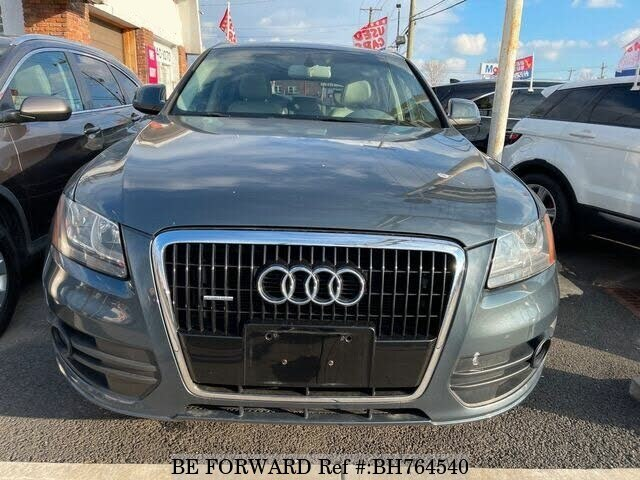 Used 2010 AUDI Q5 BH764540 for Sale