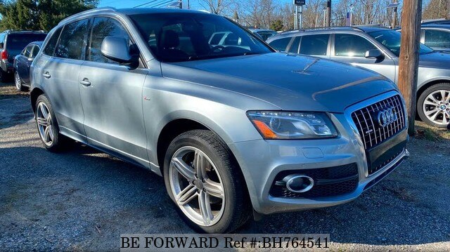 Used 2010 AUDI Q5 BH764541 for Sale