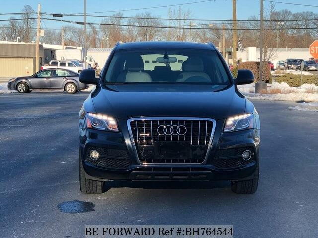 Used 2011 AUDI Q5 BH764544 for Sale