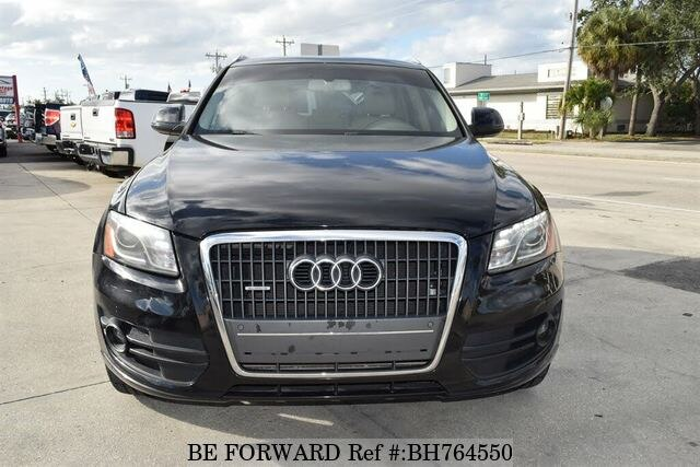 Used 2012 AUDI Q5 BH764550 for Sale