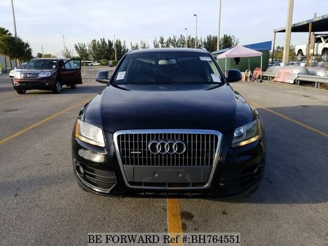 Used 2012 AUDI Q5 BH764551 for Sale
