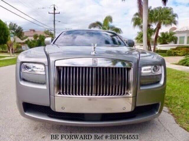 Used 2010 ROLLS-ROYCE GHOST BH764553 for Sale