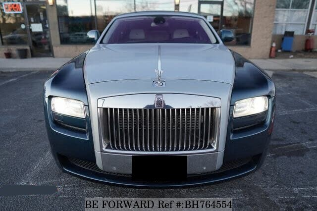 Used 2010 ROLLS-ROYCE GHOST BH764554 for Sale