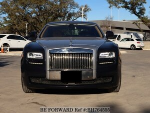 Used 2011 ROLLS-ROYCE GHOST BH764555 for Sale