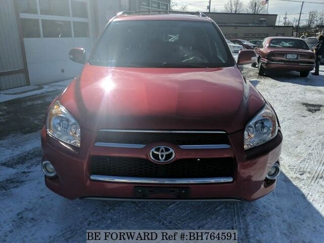 Used 2009 TOYOTA RAV4 BH764591 for Sale