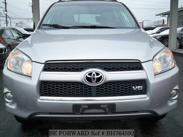 Used 2009 TOYOTA RAV4 BH764592 for Sale