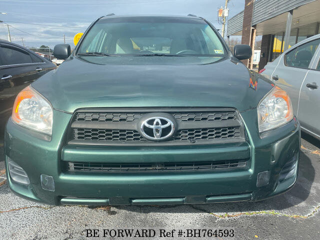 Used 2009 TOYOTA RAV4 BH764593 for Sale